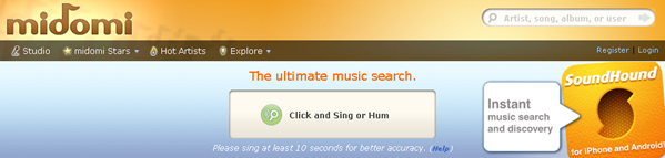 Reverse Music Search: How to search for a song or a piece of music that you do not know? (2/6)