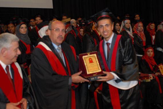 Officially a doctor: Dr. Jameel Khaleel Hijazeen رسمياً دكتور: الدكتور جميل خليل حجازين